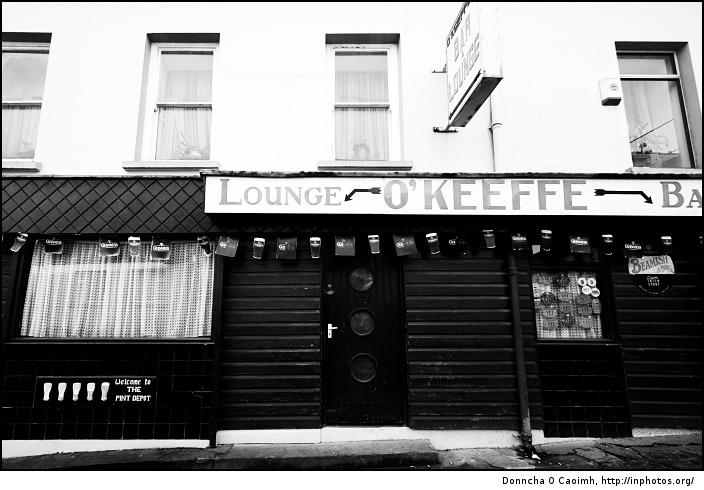 O'Keeffe Lounge and Bar