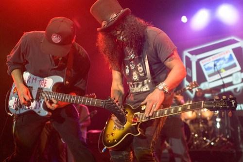 Tom Morello & Slash