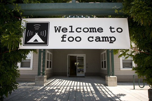 Welcome to foo camp