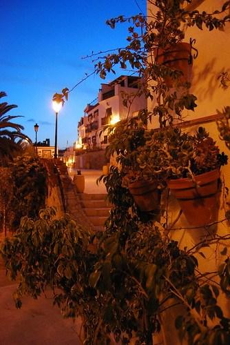 El Barrio de la Santa Cruz de Alicante