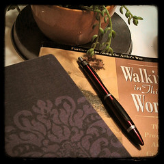 Journaling, working. [14/365]