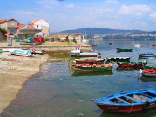 Barcas en Galicia (I)