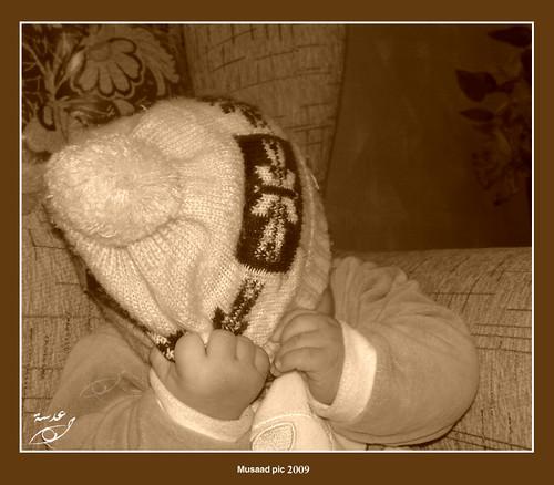 عراك طفل by musaadpic.