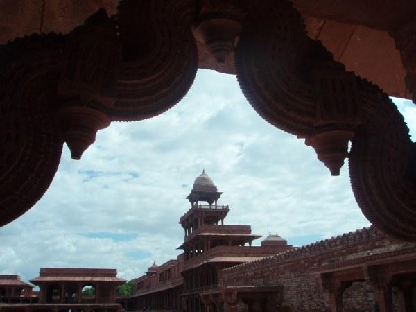 Panch Mahal de Fatehpur Sikri