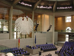 Plenarsaal mit 50 sqm Adler