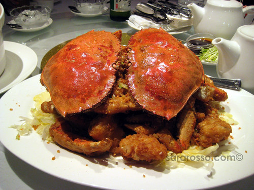 Fried Dungeness Crab, San Francisco