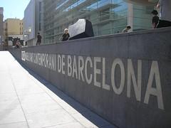 Barcellona, Museo di Arte Contemporanea