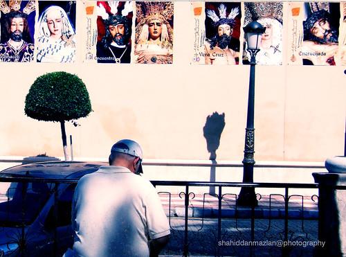 Old Man of ceuta, Spain