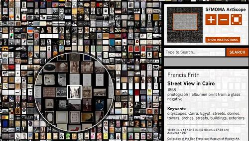 SFMOMA | Explore Modern Art | SFMOMA ArtScope by you.