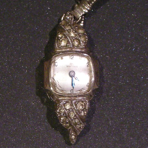 Fancy Vintage Ladies Watch