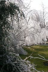 ice castles - ice storm 2008