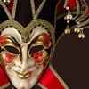 Blue Moon Mask