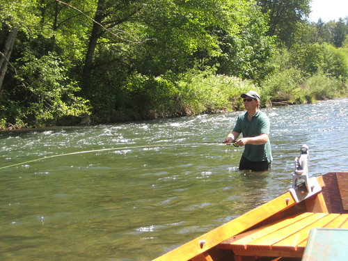 Mddle Fork Willamette Fly Fishing