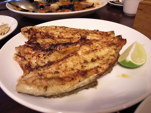 帕米爾新疆餐廳:塔里木烤�
