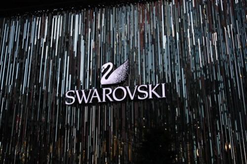 SWAROVSKI in GINZA