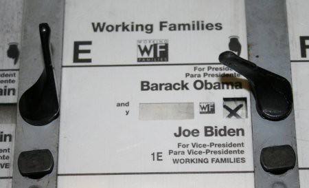 Voting for Obama on the WFP Line