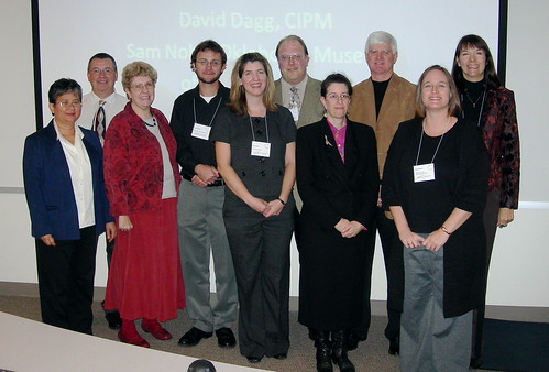 2008 Board and Conference speakers