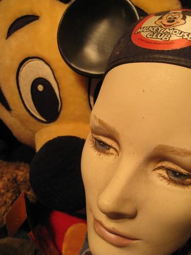 Mickey Creepy