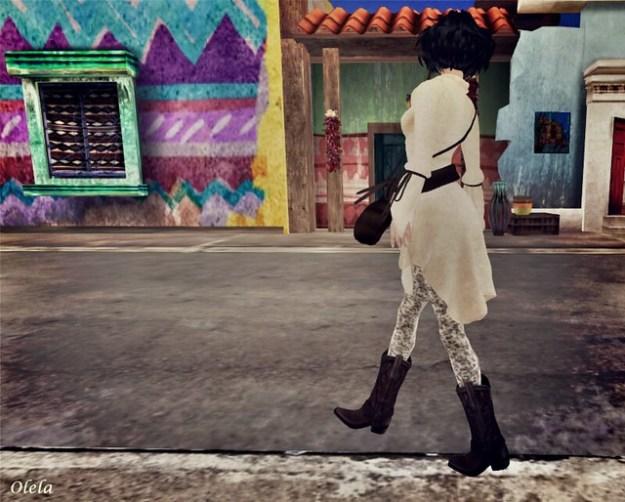 Stranger in Tableau