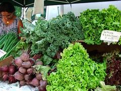 Inwood Farmer's Market, Manhattan NY