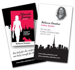 Mariah Jennings business card