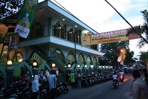 Kampoeng Ramadhan Jogokariyan 2008