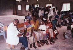 Medizinische Versorgung mit der Mobilen Klinik