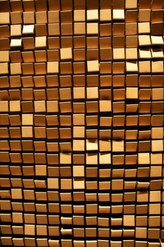 W HOTEL SEOUL WALKERHILL - Wooden Mirror - Daniel Rozin