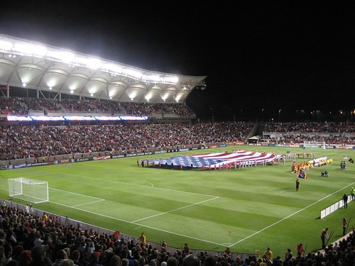 Rio Tinto Stadium - Salt Lake City, Utah