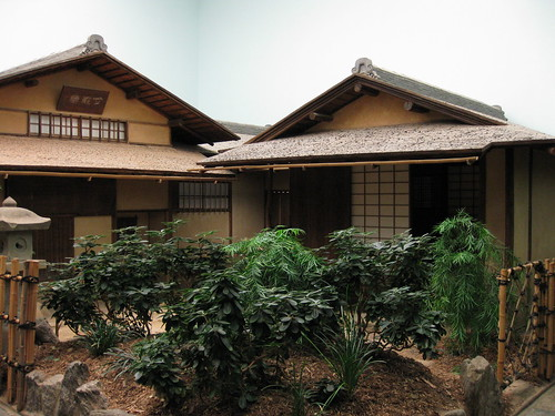 Ceremonial Teahouse Sunkaraku