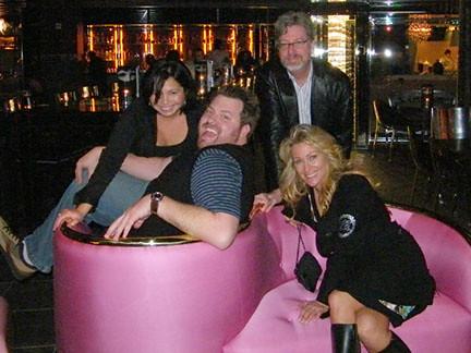 Jo, Bob, Peter, Laur, MyLastBite.com