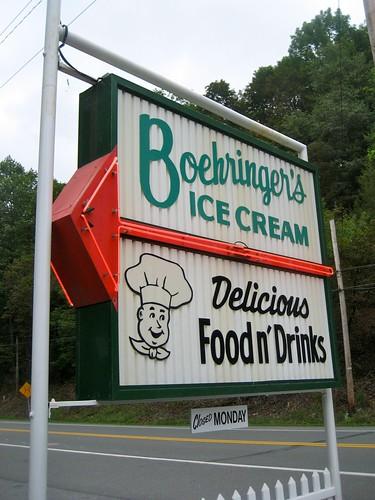 Boehringer's Sign