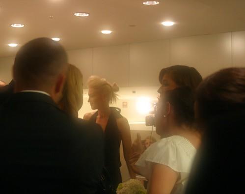 Gwen Stefani Signing 1