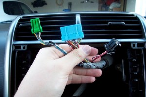 Head Unit Wiring Extensions  Honda Element Owners Club Forum