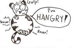 HANGRY!