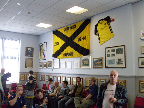 Dumbarton Supporters Club