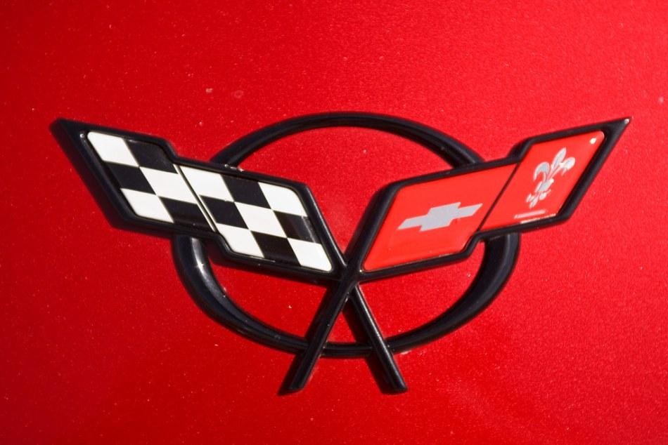 Corvette Emblem