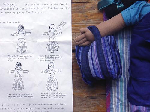boneca indiana by you.