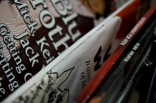 Reading Rack