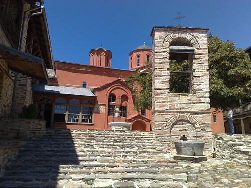 Old Katholikon, Xenophontos Monastery