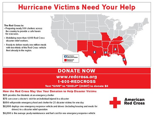 Hurricane Victims Need Your Help