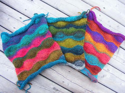 Squares For Lizard Ridge Blanket