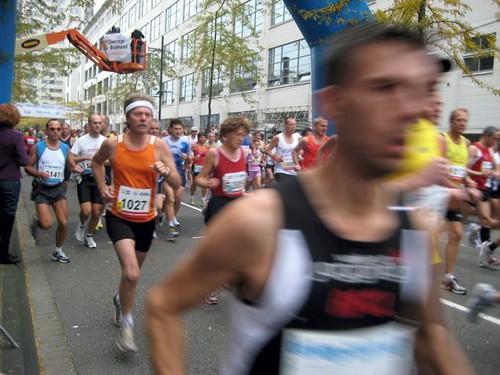 Start Marathon Eindhoven 2008 - 50