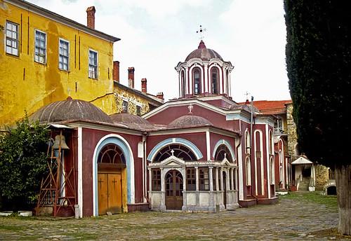 Panagia Portaitiss'a chapel