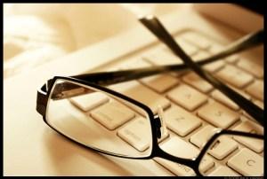 Glasses, online