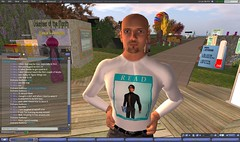 Greetings from Second Life!