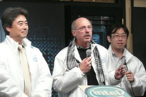 Intel Core i7 Event in Akihabara