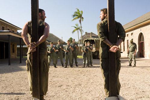 logan y creed en la guerra de vietnam por ti.
