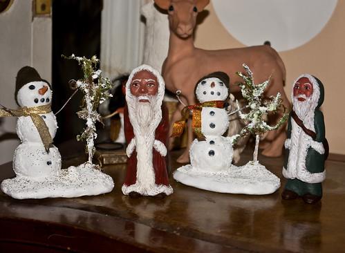 Santas & Frosties