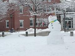Senor Snowman